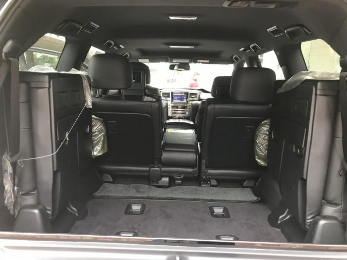 Lexus LX570 sản xuất và đăng ký 2014,màu đen,xe cực mới ,tên công ty