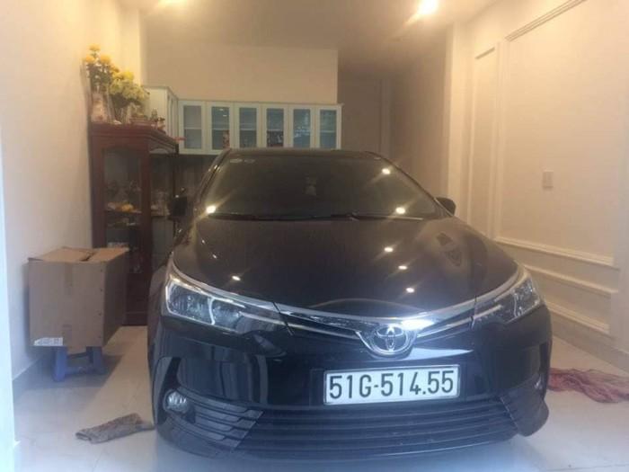 Cần bán Nhà mới chính chủ cực đẹp quận Gò Vấp xe hơi trong nhà.