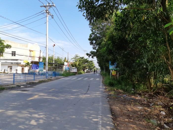 Bán gấp đất Bình Chánh, khu dân cư đường An Hạ, diện tích 80m2