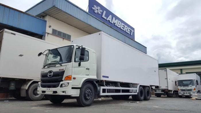 Hino 700 Series (HDT) sản xuất năm 2018 Số tay (số sàn) Xe tải động cơ Dầu diesel