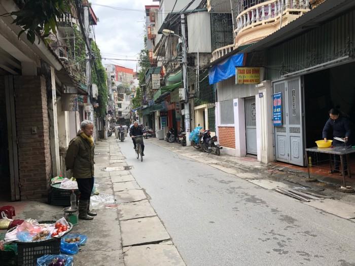 Bán Nhà Mặt Phố Nguyễn Chính Quận Hoàng Mai S=86m2