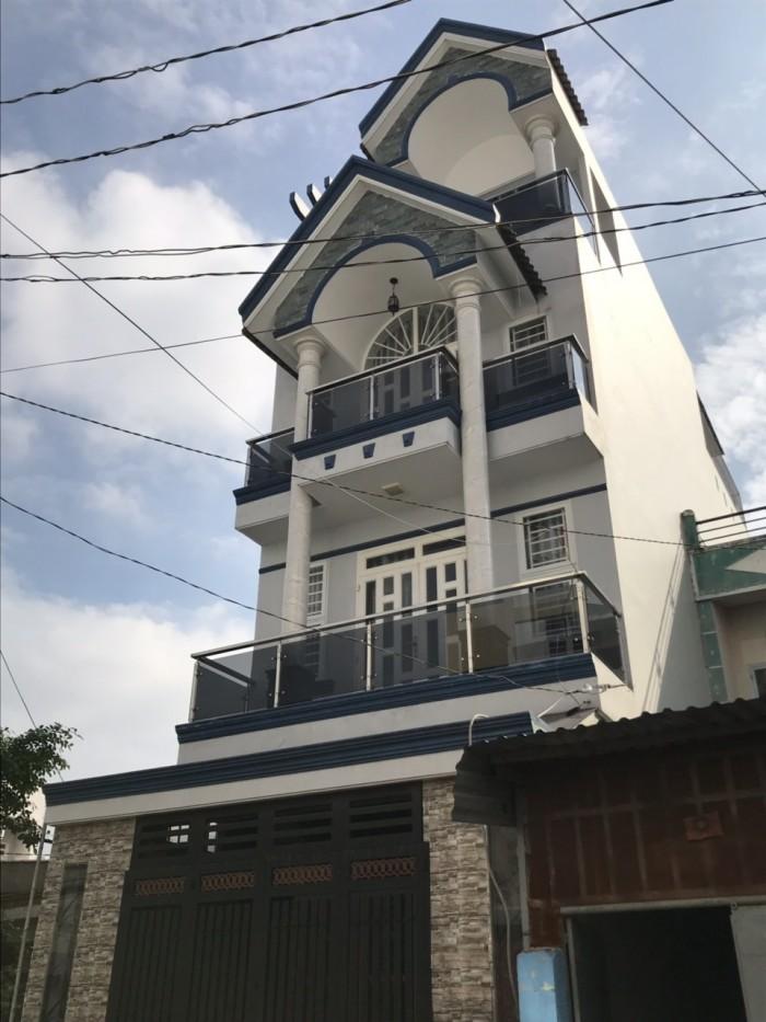Cần Bán Nhà Hẻm Thông 7m Đường Tỉnh Lộ 10 ( 5x16m ) Quận Bình Tân
