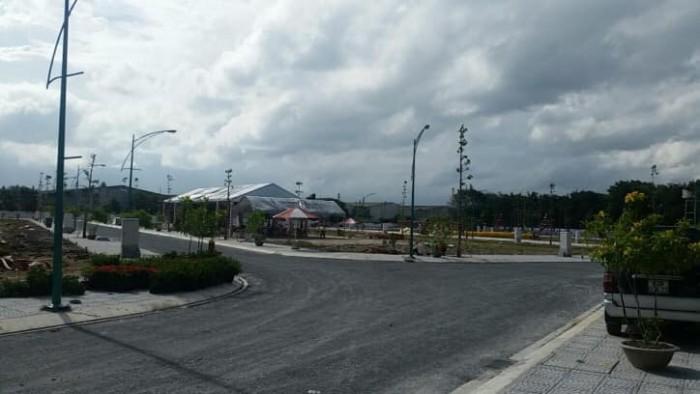Bán lô đất 75m2 tc 100% ngay mặt tiền đường Phú Lợi p. Bình Chuẩn, shr, cc