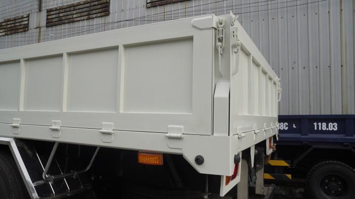 Xe tải Hino 16 tấn thùng lửng 7m6, trả trước 150 triệu có xe giao ngay 4