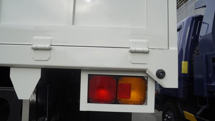 Xe tải Hino 16 tấn thùng lửng 7m6, trả trước 150 triệu có xe giao ngay