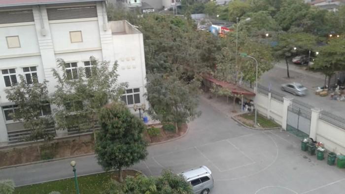 Bán nhà PL 5 tầng mới, ô tô, view Trường học, phố Duy Tân