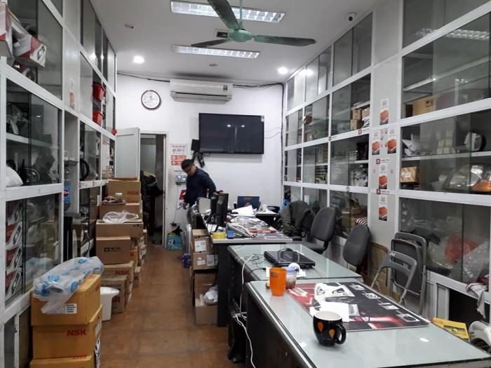 Mặt phố Kim Ngưu, lô góc, mở cửa là thấy tiền, 77m2x4T, MT4M