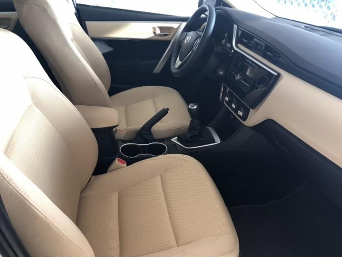 Xe Toyota Altis 1.8E MT SỐ SÀN