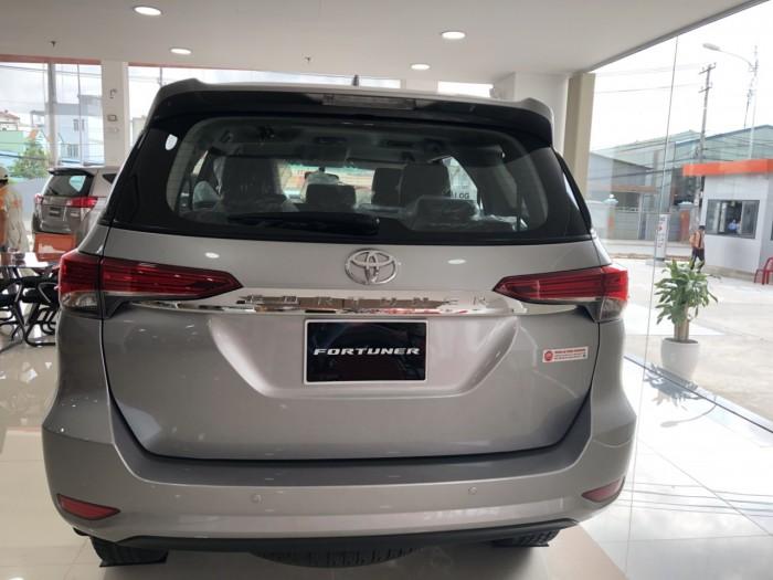 Toyota Foruner 2.7v Máy Xăng Màu Bạc Giao Ngay