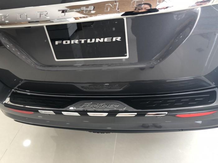 Toyota  Fortuner 2.4g At (4x2) Màu Xám Máy Dầu