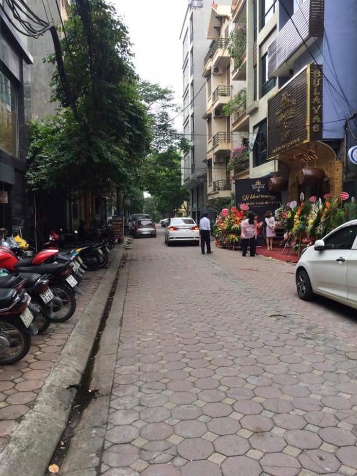 Phân Lô, ô tô tránh, thang máy phố Ngụy Như Kon Tum