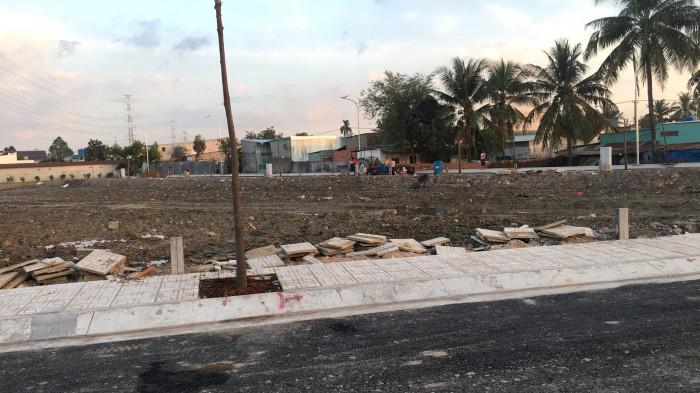 Đất đầu tư mặt tiền đường Võ Văn Bích, tiếp giáp TP Thủ Dầu Một, Hóc Môn, Quận 12
