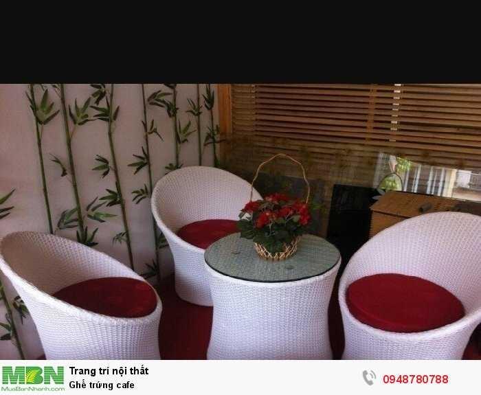 Ghế trứng cafe3