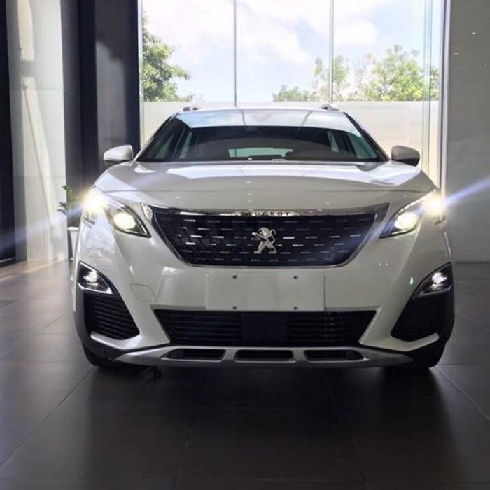 Peugeot 5008 Trắng 2018 -CN Thái Nguyên 7