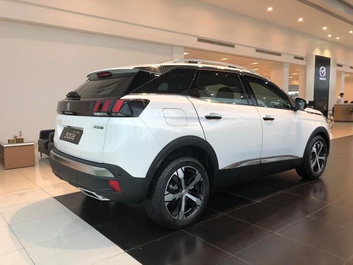 Peugeot 5008 Trắng 2018 -CN Thái Nguyên 3