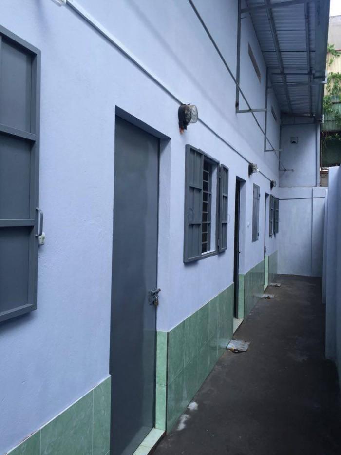 Bán Dãy Nhà Trọ Bình Chánh 200M2 (10 Phòng). Thu Nhập Trên 30Tr/tháng Giá Hấp Dẫn 3Tỷ5