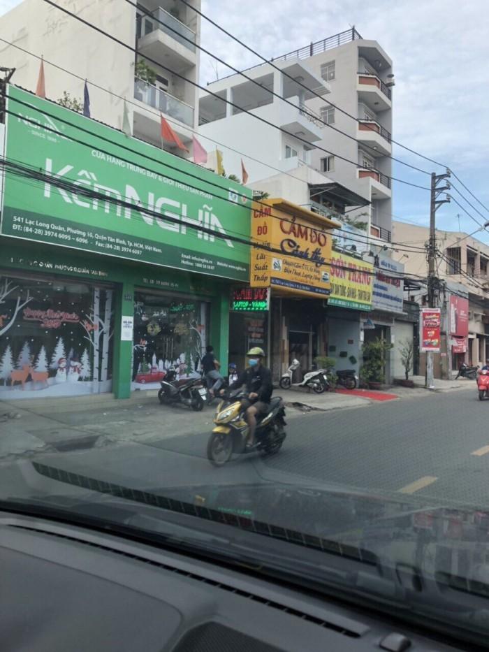 MT Lạc Long Quân, Phường 10, Tân Bình.