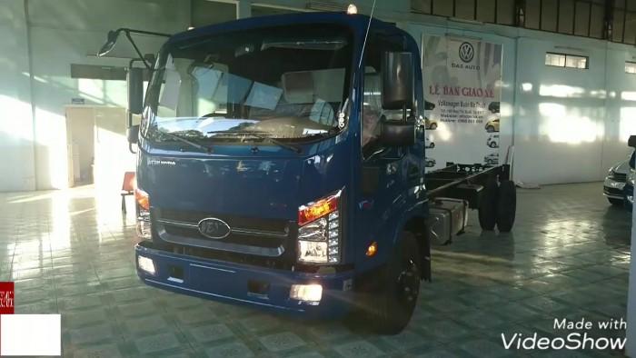 Veam VT260/VT360 thùng dài 6m2