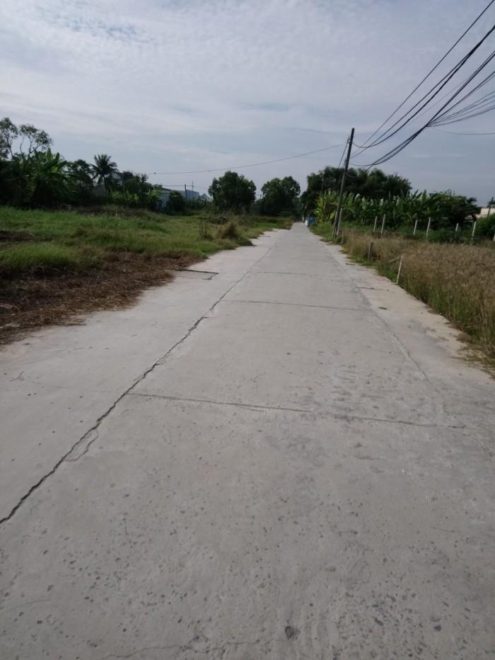 Cần bán gấp lô đất 90m2 đường nhánh hương lộ 11, Hưng Long Bình Chánh