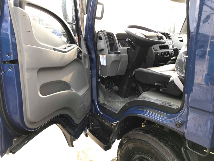 Hyundai sản xuất năm 2018 Số tự động Xe tải động cơ Dầu diesel