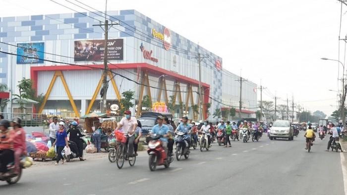 Bán đất tại đường Tỉnh Lộ 8, Tân Thạnh Tây, huyện Củ Chi, SHR, 10TR/m2