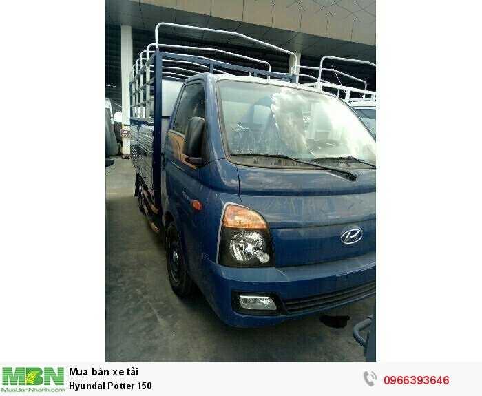 Hyundai Potter 150