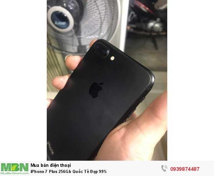 iPhone 7 Plus 256Gb Quốc Tế Đẹp 99%1