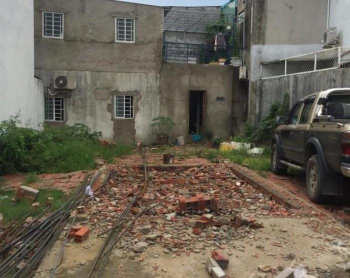 Bán đất mặt tiền dự án KDC Tân Phú Trung 2, đường Xuyên Á, Củ Chi
