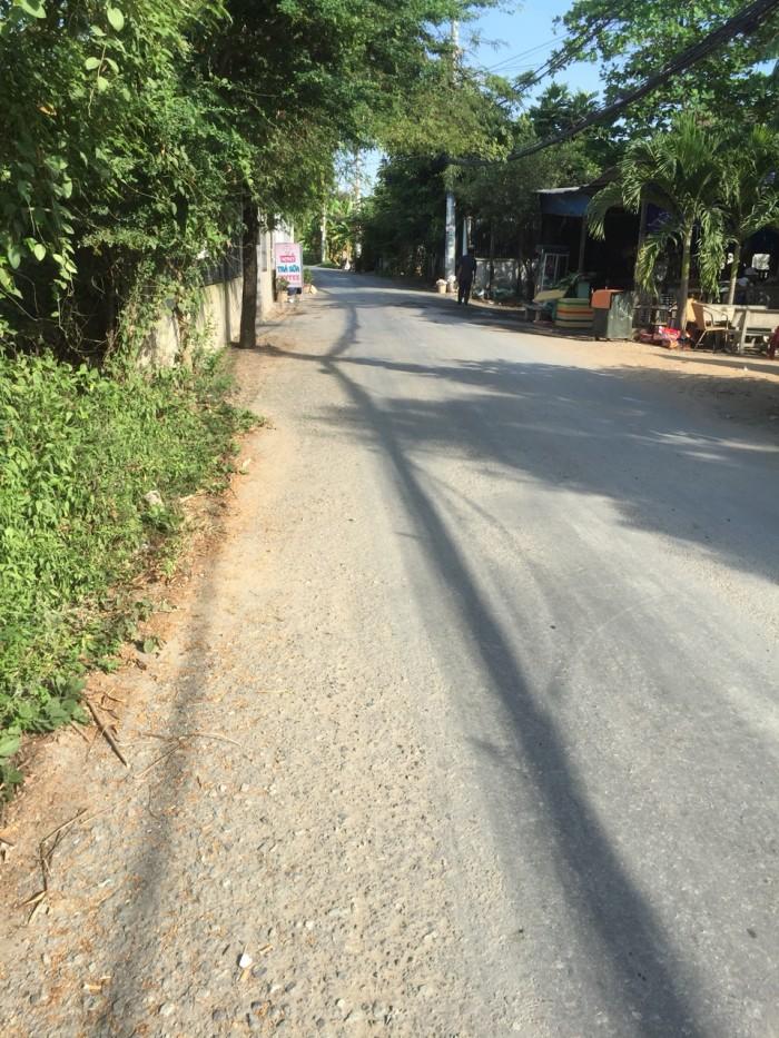 Cần bán gấp 240 m2 đất mặt tiền đường nhựa xã Qui Đức, Bình Chánh.