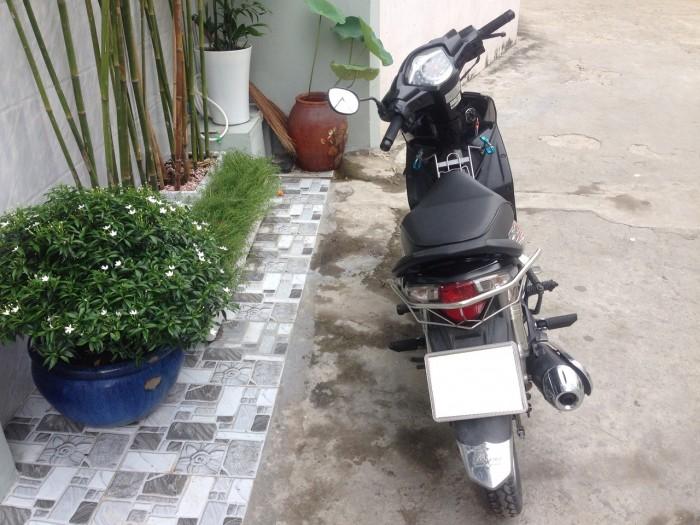 Cần bán xe Honda Wave RSX 110cc 2013 màu đen biển Sài gòn