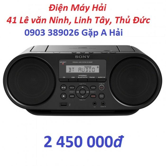 Cassette Sony ZS-RS60BT giá tại Điện Máy Hải giảm 5% cón 2450K