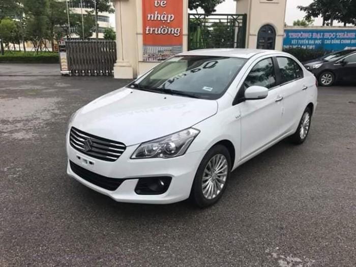 Bán Suzuki Ciaz 2019, bạc, nhập khẩu giá tốt nhất tại Cao Lộc, Lạng Sơn 5