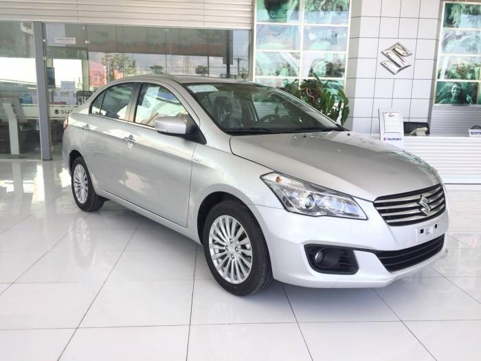 Bán Suzuki Ciaz 2019, bạc, nhập khẩu giá tốt nhất tại Cao Lộc, Lạng Sơn 1
