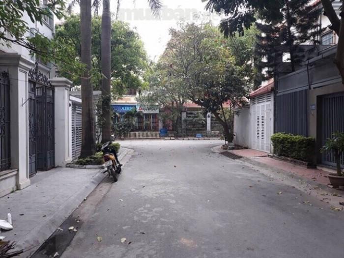Chính chủ bán biệt thự phố Nguyễn Đức Cảnh 120m2, 4T