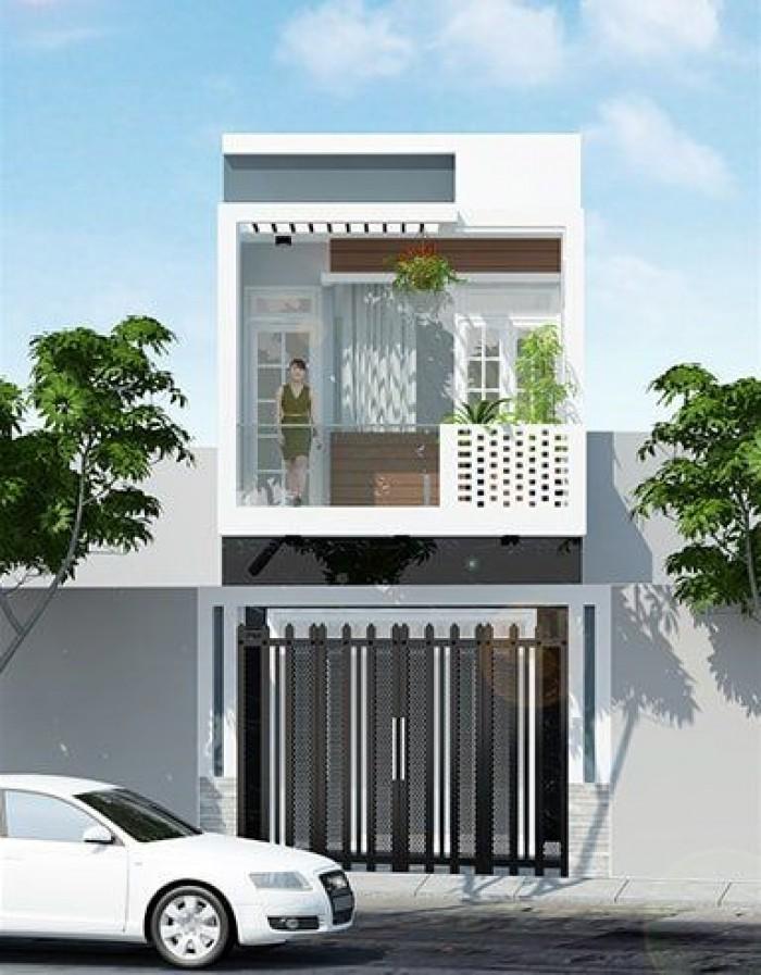Bán nhà Lý Thường Kiệt, Tân Bình,cực rẻ, 1 trệt, 1 lửng, 1 lầu