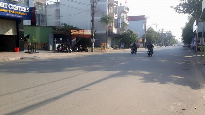 Đất đường B1 Khu dân cư Phú Thịnh cổng vòng xoay 11 sổ hồng riêng thổ cư bán gấp
