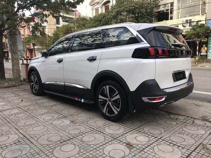Peugeot 5008 Trắng Ngọc Trinh -- Peugeot Thái Nguyên 1