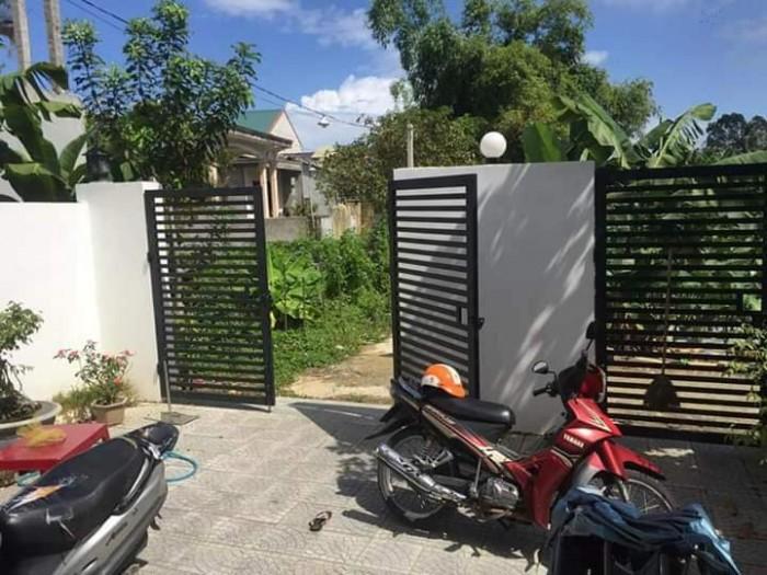 Bán nhà giá rẻ tại Chiết Bi, Phú Thượng. Huế DT 87m2
