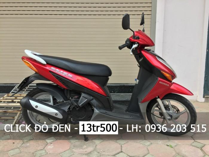 Honda Click Biển 30L1 đời 2010 Nữ sử dụng