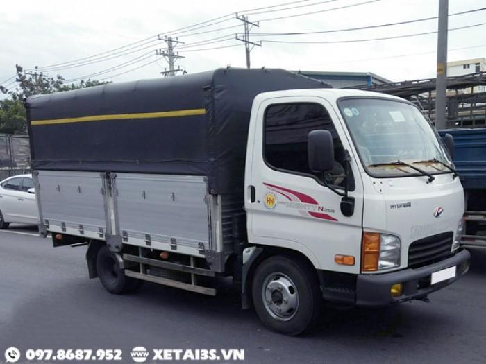 Hyundai sản xuất năm 2018 Số tay (số sàn) Xe tải động cơ Dầu diesel