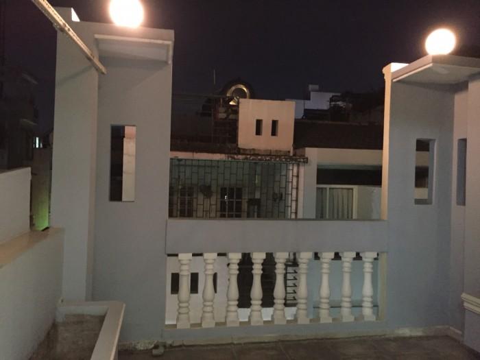 Nhà phố 4 tầng đường Nguyễn Tri Phương, Quận 10. DTSD: 108m2