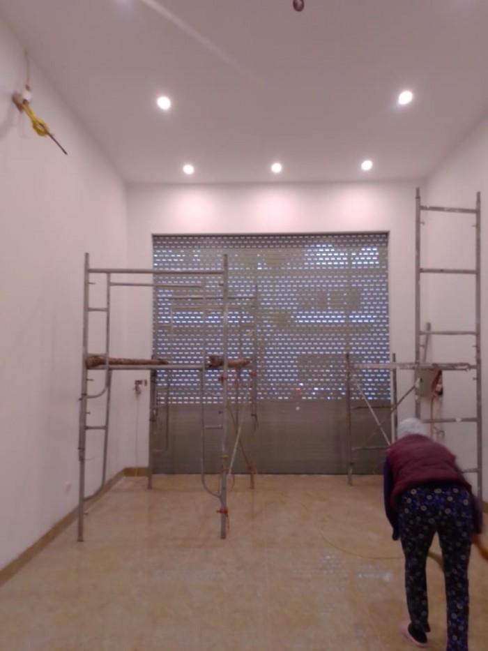 Cho thuê mặt bằng kinh doanh 40m2 chân Ecohome Long Biên.