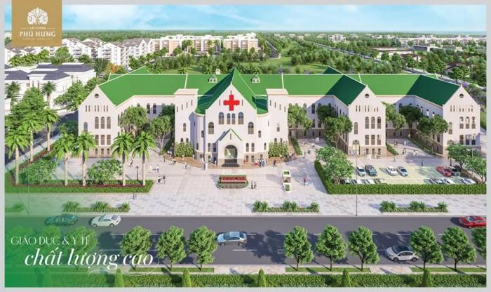 Mở bán giai đoạn 1 dự án KĐT Phức Hợp-Cảnh Quan Cát Tường Phú Hưng