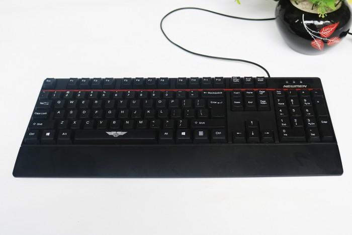 KeyboardNewmenE340Gaming chính hãng1