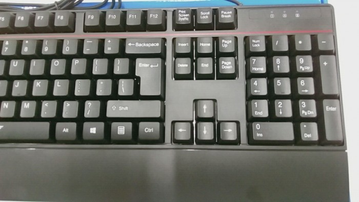 KeyboardNewmenE340Gaming chính hãng3