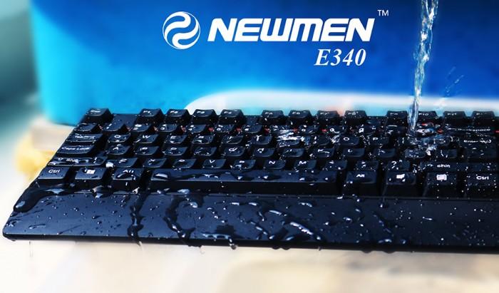 KeyboardNewmenE340Gaming chính hãng2