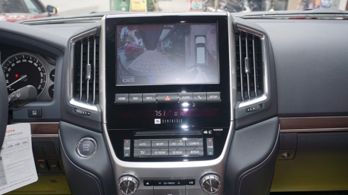 Bán Toyota Land Cruiser VX.R 4.6 AT đời 2017,nhập Trung Đông mới 100% 8