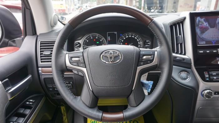 Bán Toyota Land Cruiser VX.R 4.6 AT đời 2017,nhập Trung Đông mới 100% 9