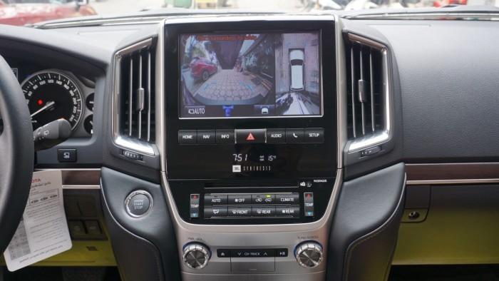 Bán Toyota Land Cruiser VX.R 4.6 AT đời 2017,nhập Trung Đông mới 100% 23