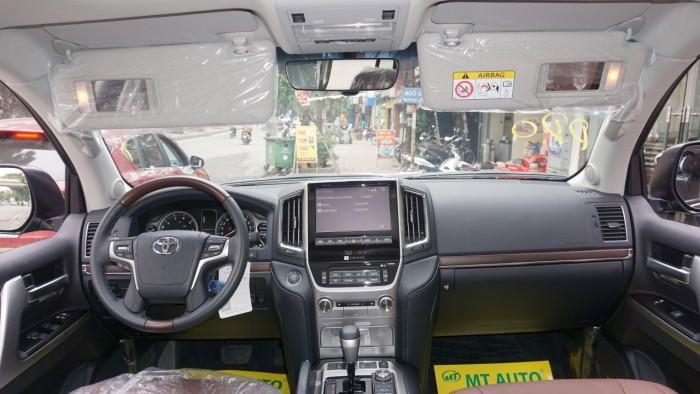 Bán Toyota Land Cruiser VX.R 4.6 AT đời 2017,nhập Trung Đông mới 100% 26